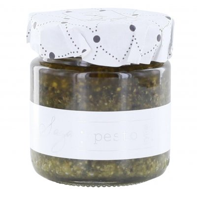 Pesto grön, tryffel, 80 gram - Saga / The spice tree