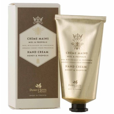 Hand Cream Honey 75ml - Panier de Sens/Saponi