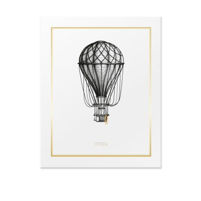 Print Balloon, 40x50 cm - On Interiör