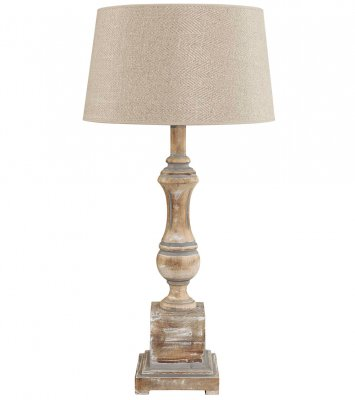 Lampfot Venice, Natural Wood - Artwood