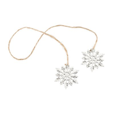 snowflake-on-a-string