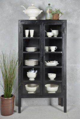 Metalcabinet-with-glass-shutters-JDL