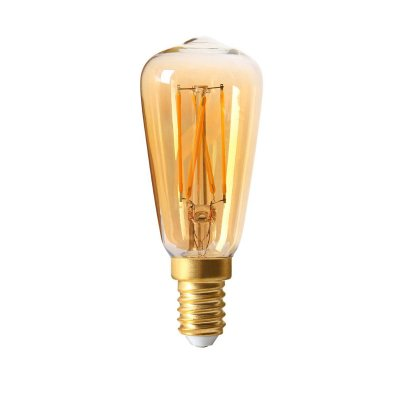 Elect LED Filament E14 Edison, 2,5W gold - PR Home