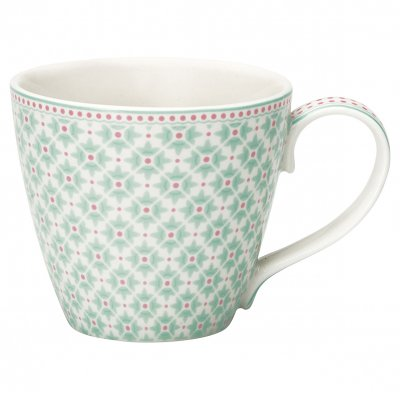 Mugg Jill mint - GreenGate