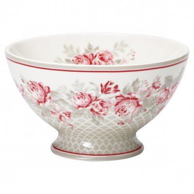 Soup bowl Shirley linen - GreenGate