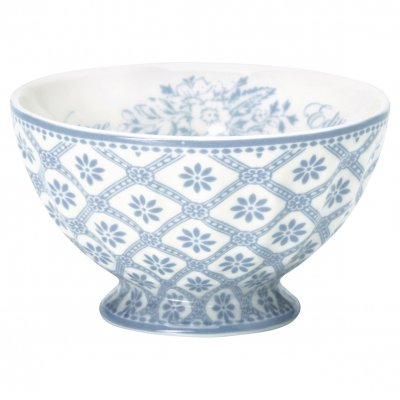 French bowl Bianca dusty blue, medium - GreenGate