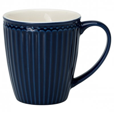 Mugg Alice dark blue - GreenGate