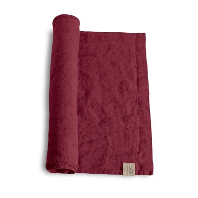 tablerunner-linen-cabernet-lovely-linen