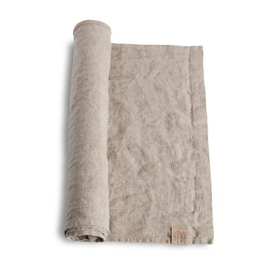 Tablerunner-linen-natural