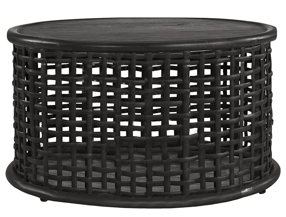 Soffbord Nest u00d8 105 cm, black Artwood Artwood